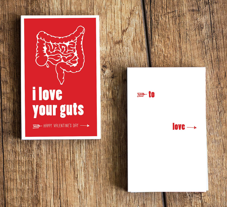 I Love Your Guts Nurse Life Gear